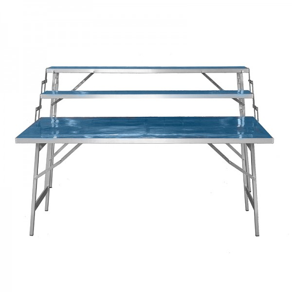 Range Of Market Stall Tables Apex Market Stalls