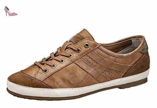 K273983, Sneakers Hautes Homme, Marron (Dunkelbraun), 44 EUBugatti