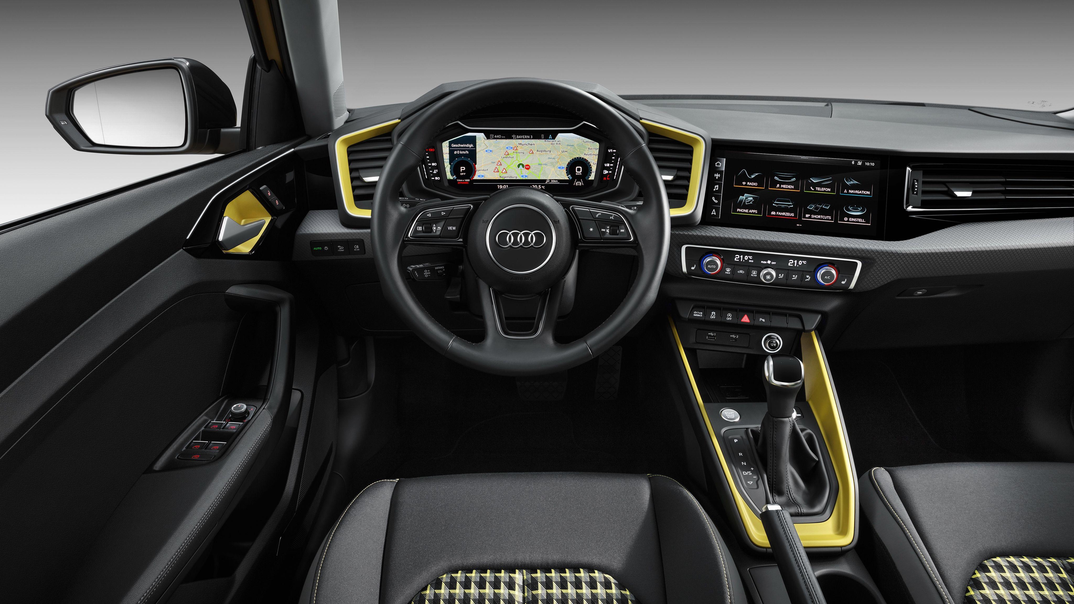 Audi A1 Sportback 40 TFSI S line '2018 Audi a1 sportback