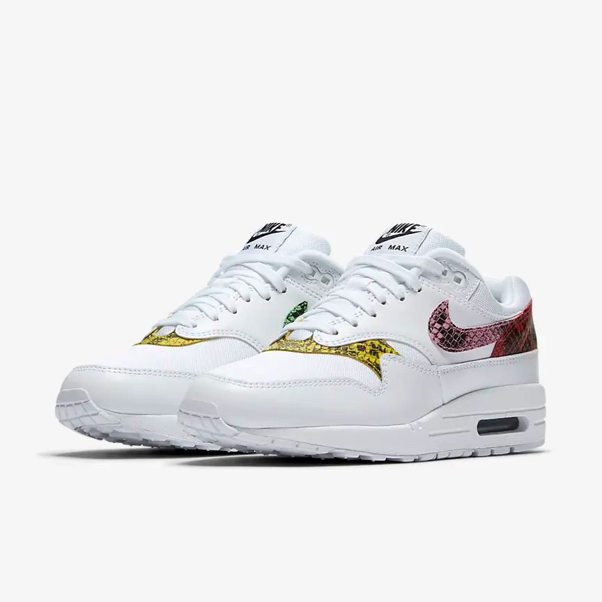 Nike Air Max 1 Premium Animal Damesschoen. Nike.com BE ...