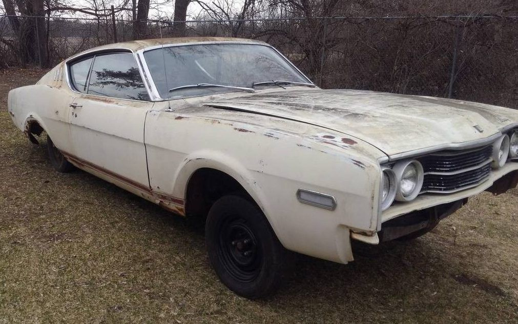 2 For 1 1968 Mercury Cyclones Package Mercury Cyclone Classic Cars Abandoned Cars