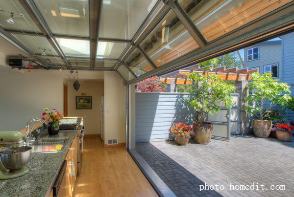 10 Garage Kitchen Ideas Maximizing Space Ideas For Your Home Garage Door Styles Garage Door Design Glass Garage Door