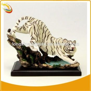Resin White Tiger Statue Life Size In China On Alibaba