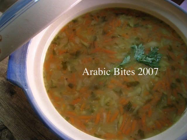 Arabic bites soup international food pinterest lentils arabic bites soup lebanese food recipesarabic forumfinder Image collections