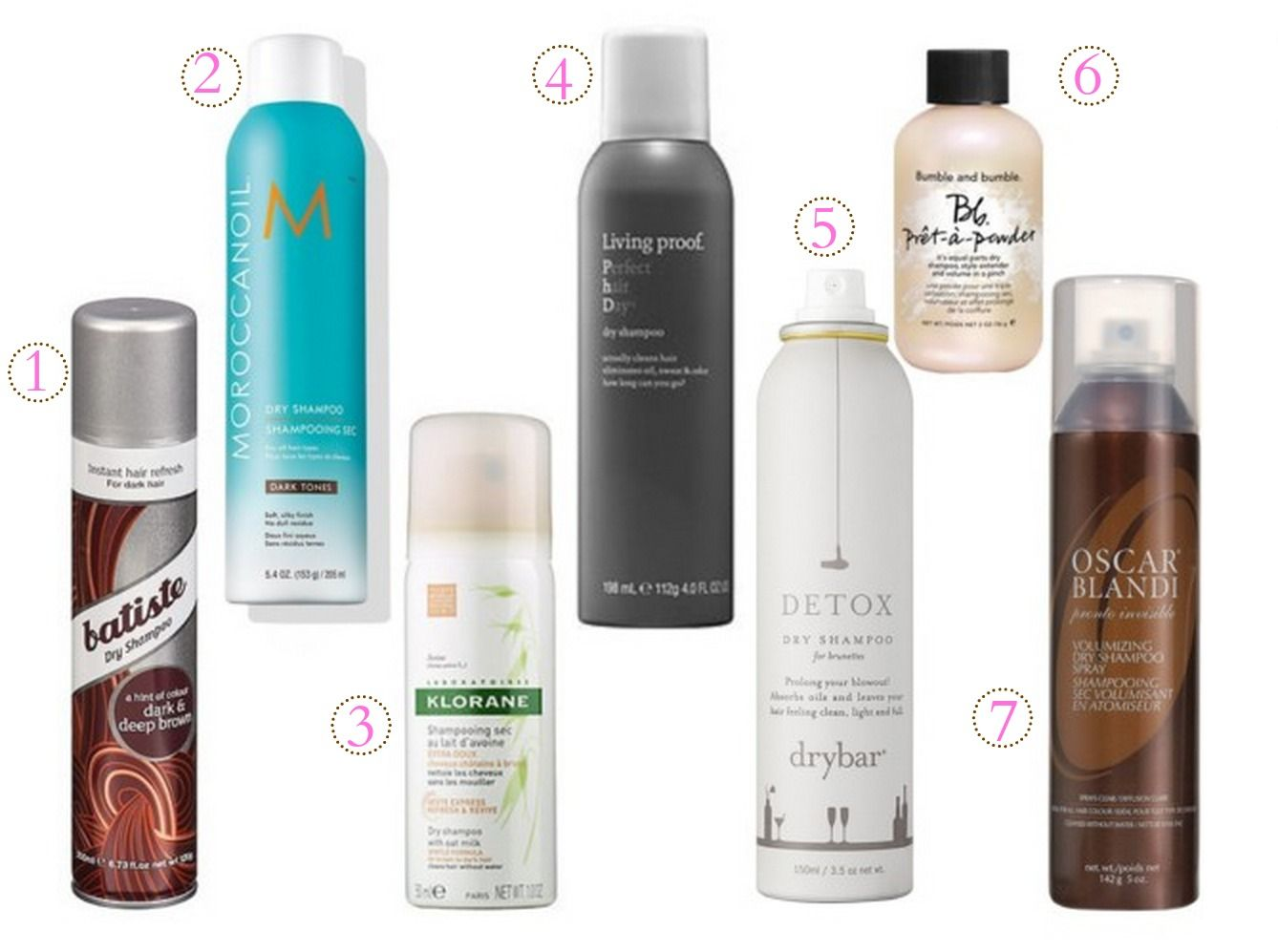 Best Dry Shampoos For Brown Hair Good Dry Shampoo Dry Shampoo Best Dry Shampoo