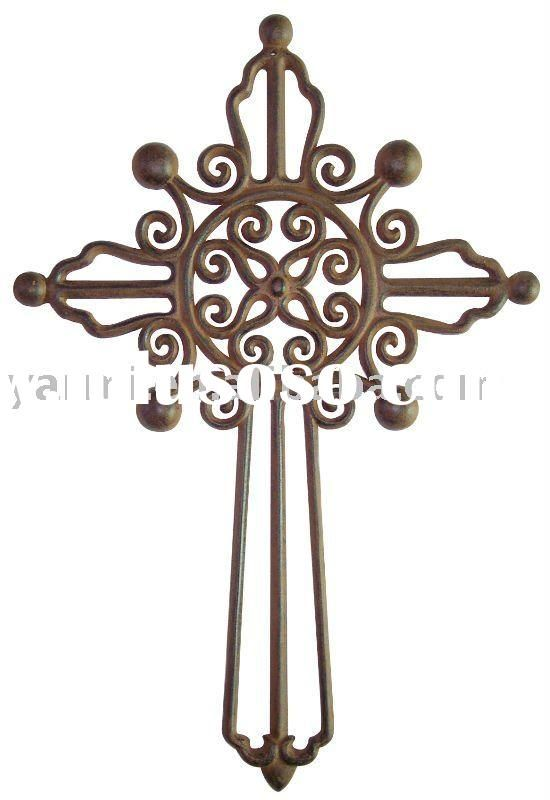 Iron Crosses Decor Whole Decorative