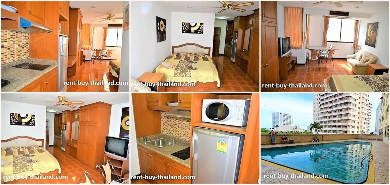 Rent To Own In Pratumnak With A 300 000 Baht Down Payment Negotiable Monthly Installments Thep Thip Condos For Rent Condos For Sale Property For Sale