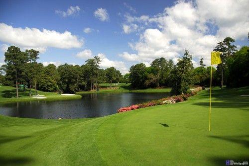 Augusta National Wallpaper Golf Courses Augusta National Golf