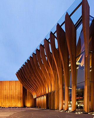Architectural record news awards recognize best Wood architecture definition