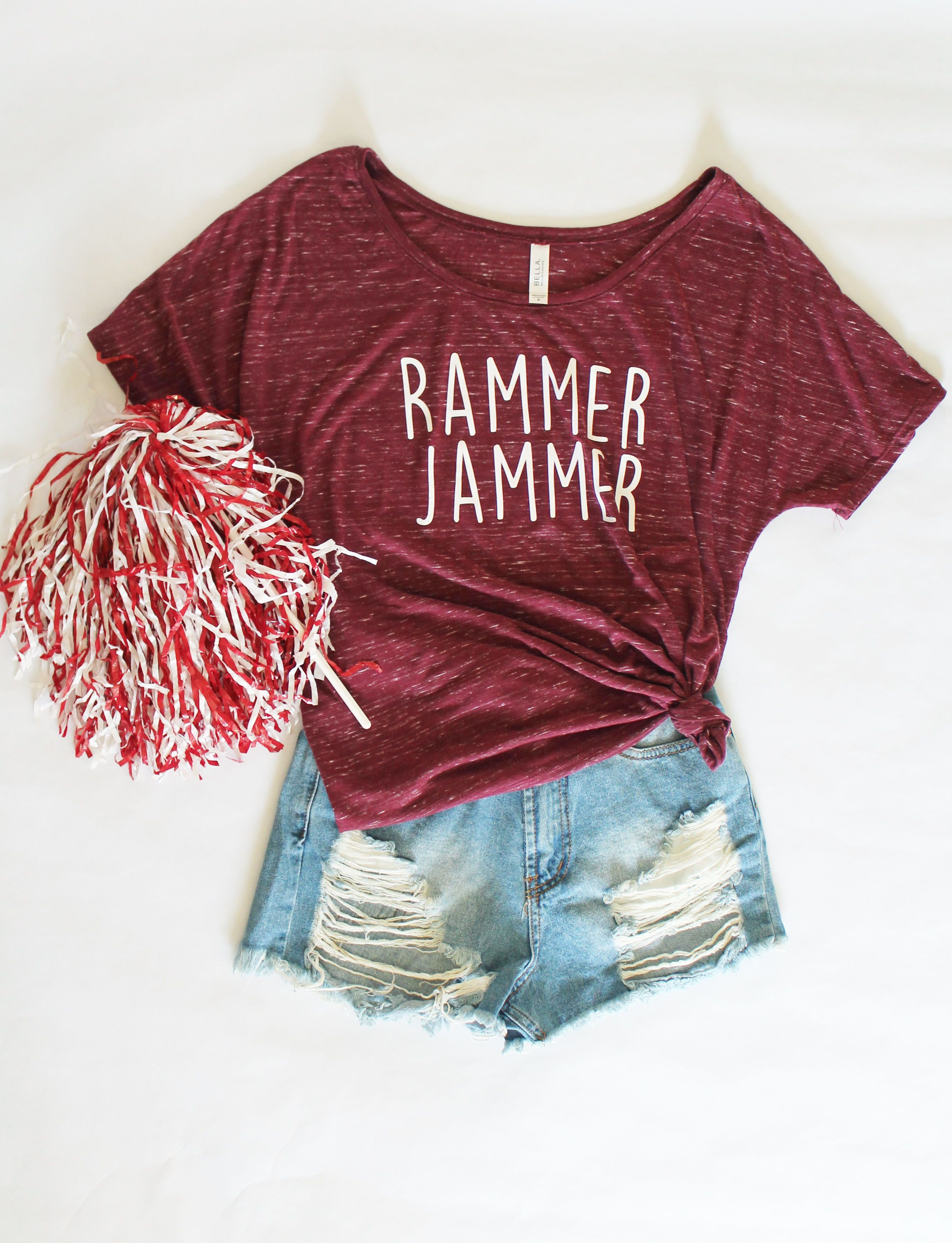 12 Stylish Game Day Outfit Ideas Alabama Football Shirts
