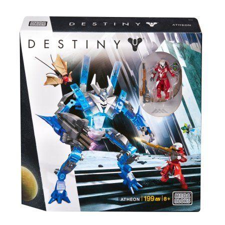 NEW Mega Bloks Destiny Vault of Glass with Atheon 199 pcs set