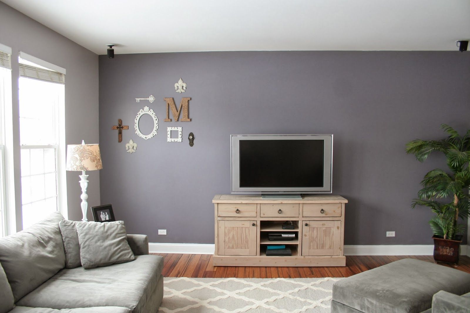 Sherwin Williams Special Gray Paint Color Selection