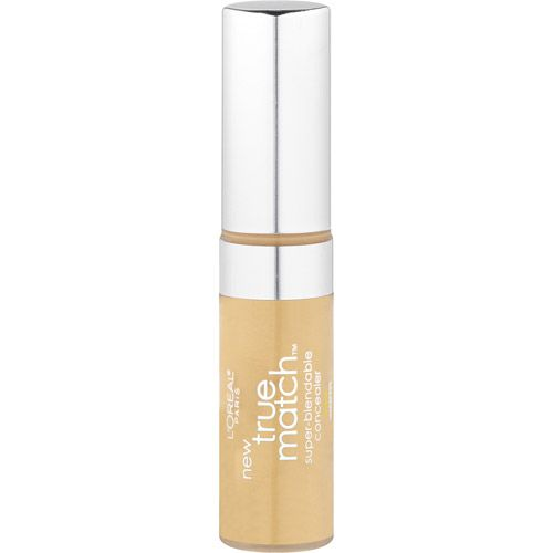 L'oreal  Warm W4-5 Light/Medium True Match Concealer .34 Fl Oz