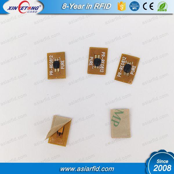 12*8 mm PCB NFC Tag 168 Bytes 14443A NTAG203 NFC PCB Tag