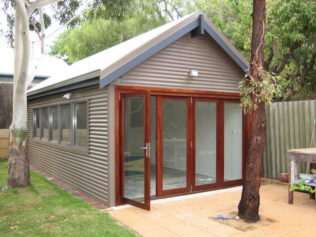 Blokes And Their Sheds Shed Homes Shed Design Garage Door Styles