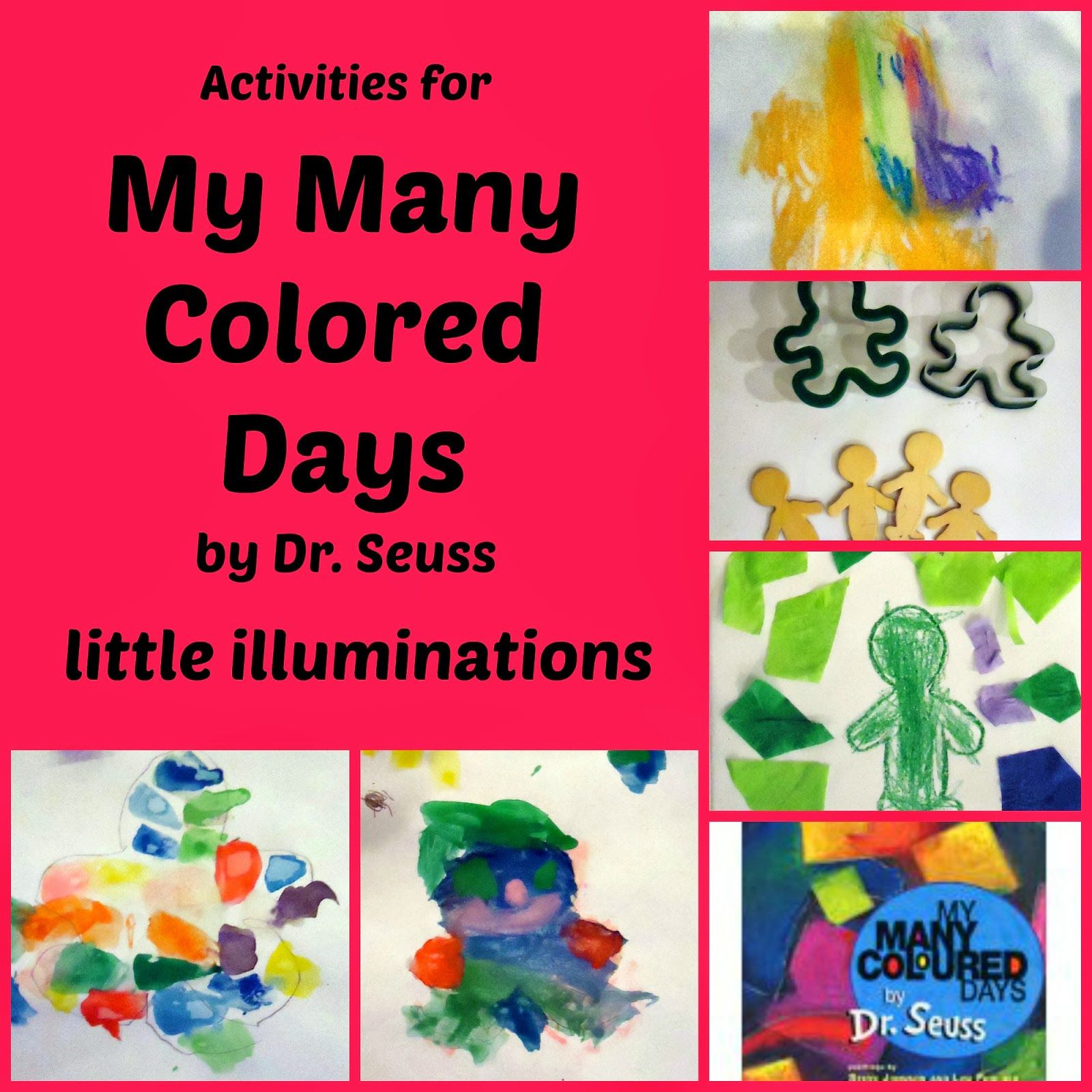 Lots Of Great Ideas For My Many Colored Days From