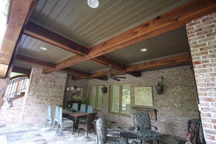 Charmant Image Result For Outdoor Patio Ceiling Materials