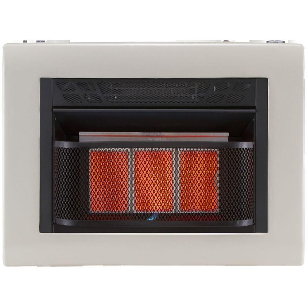 20 000 Btu Vent Free Infrared Space Heater Propane Natural Gas