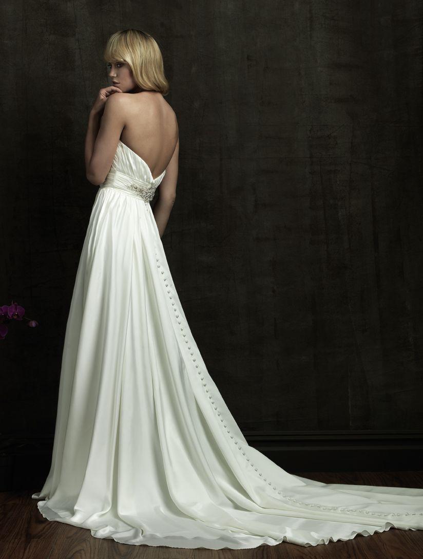 Allure vintage wedding dress ftale pinterest vintage