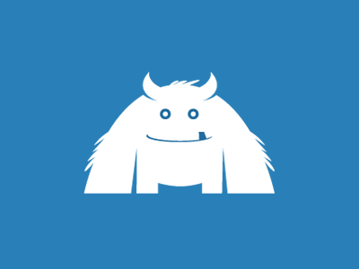 Yeti by Manuele Haisek Logo for a project I'm working on.  Soon updates about it.  Stay tuned :)