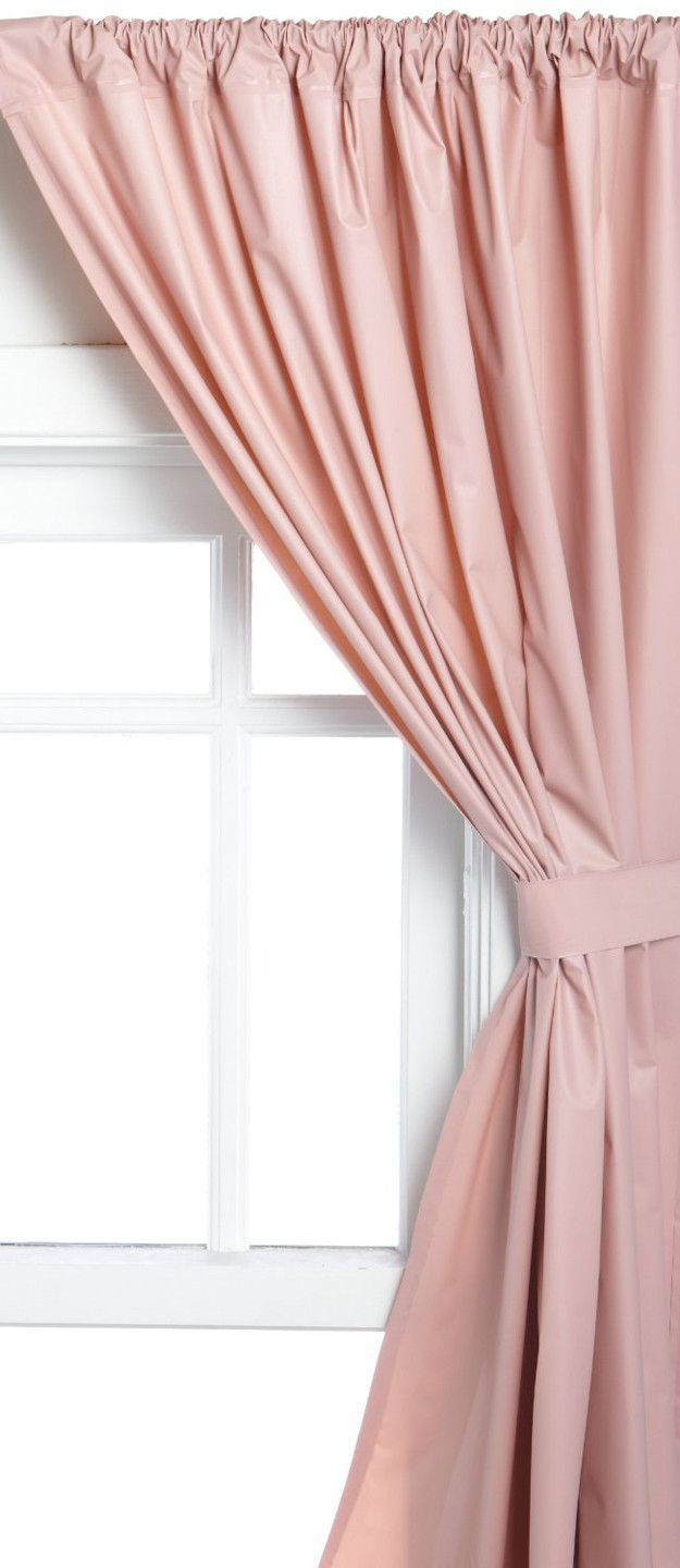 Vinyl Bathroom Window Curtains   11 Colors   36u0027u0027 W X 45u0027u0027 L | Products |  Pinterest | Bathroom Window Curtains And Products