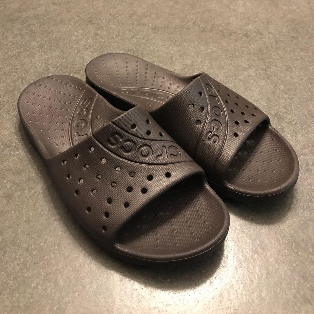 c6894363a39 Jordan Hydro 7 Slides Sandals Size 10 Mens Dark Grey Clay Green Tech AA2517  035 887230324393   eBay #jordan #jordanslides #airjordan …