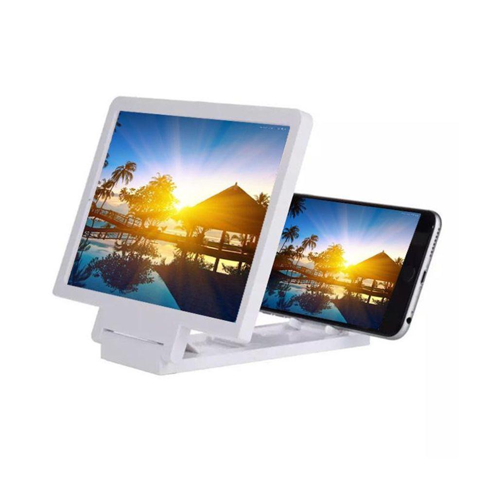 Gasky 3d Smart Mobile Phones Screen Enlarge Magnifier