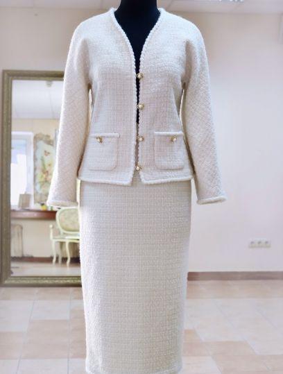 костюм шанель, жакет шанель, купить жакет в стиле шанель, пошив жакета в  стиле e28ebc054b7