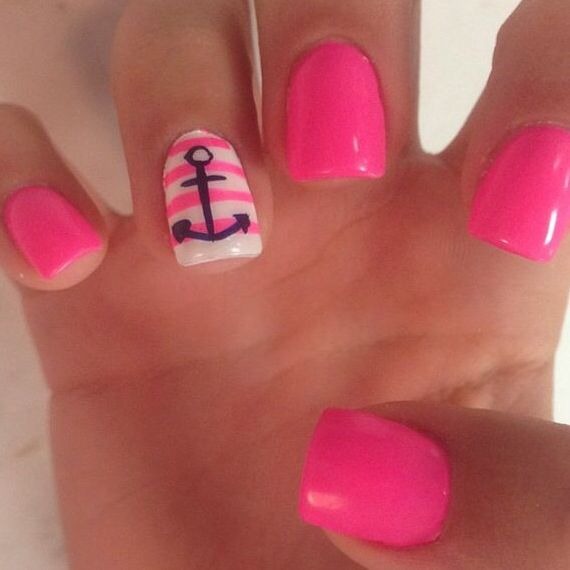 these nails are so cute!
