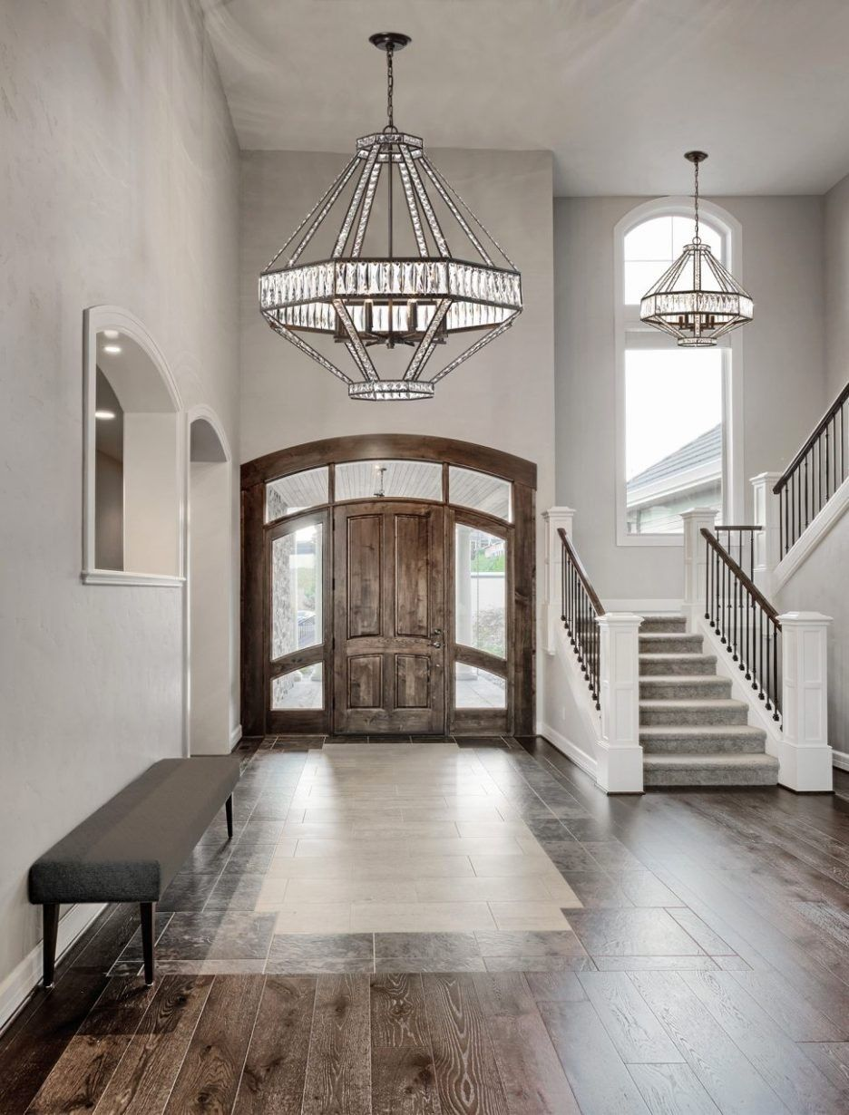 foyer lighting entryway