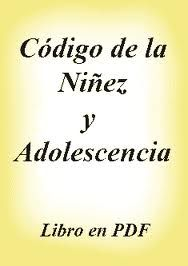 Código de la niñez y adolescencia