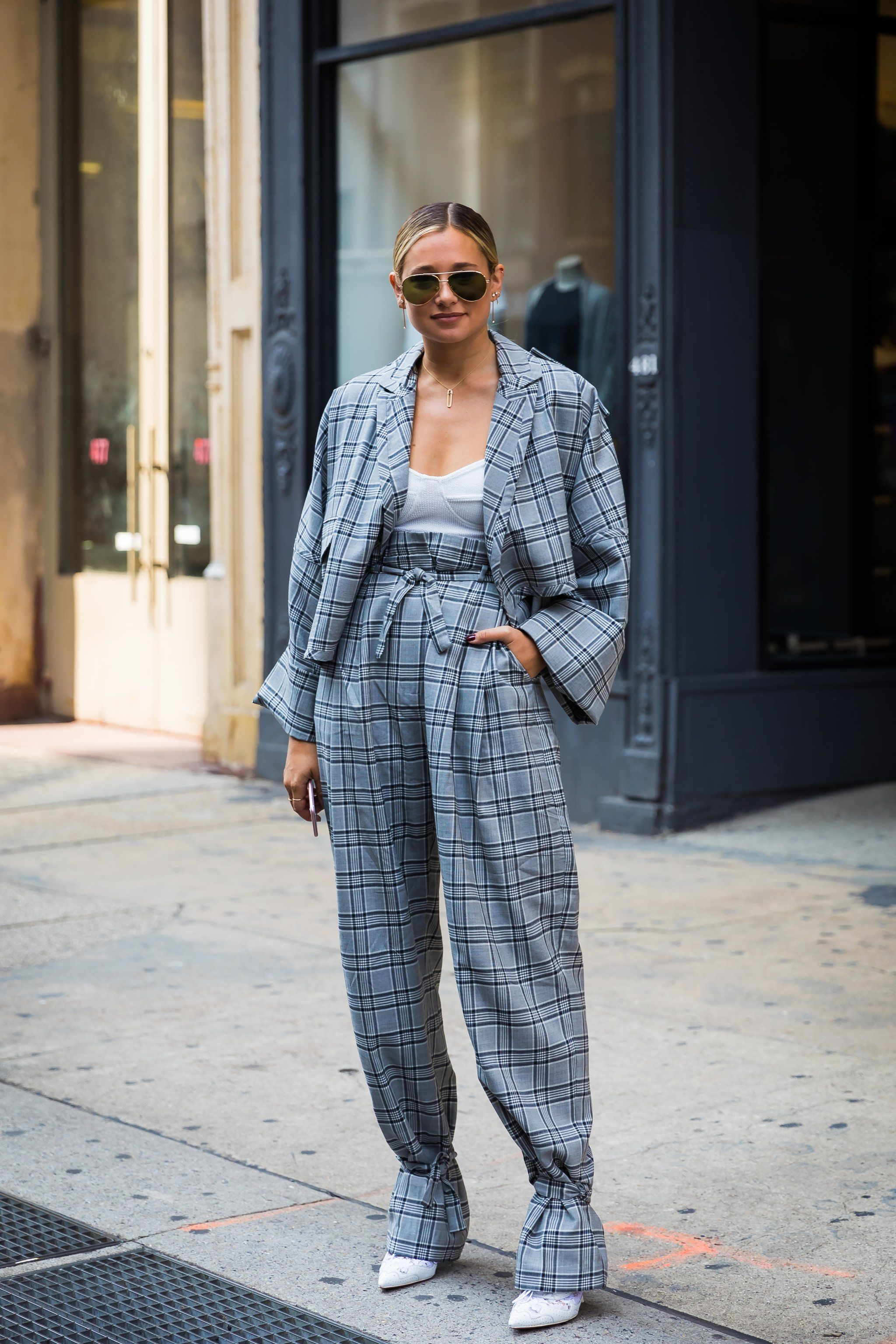 100+ of Our Favorite Street Style Outfits From 2017 | In