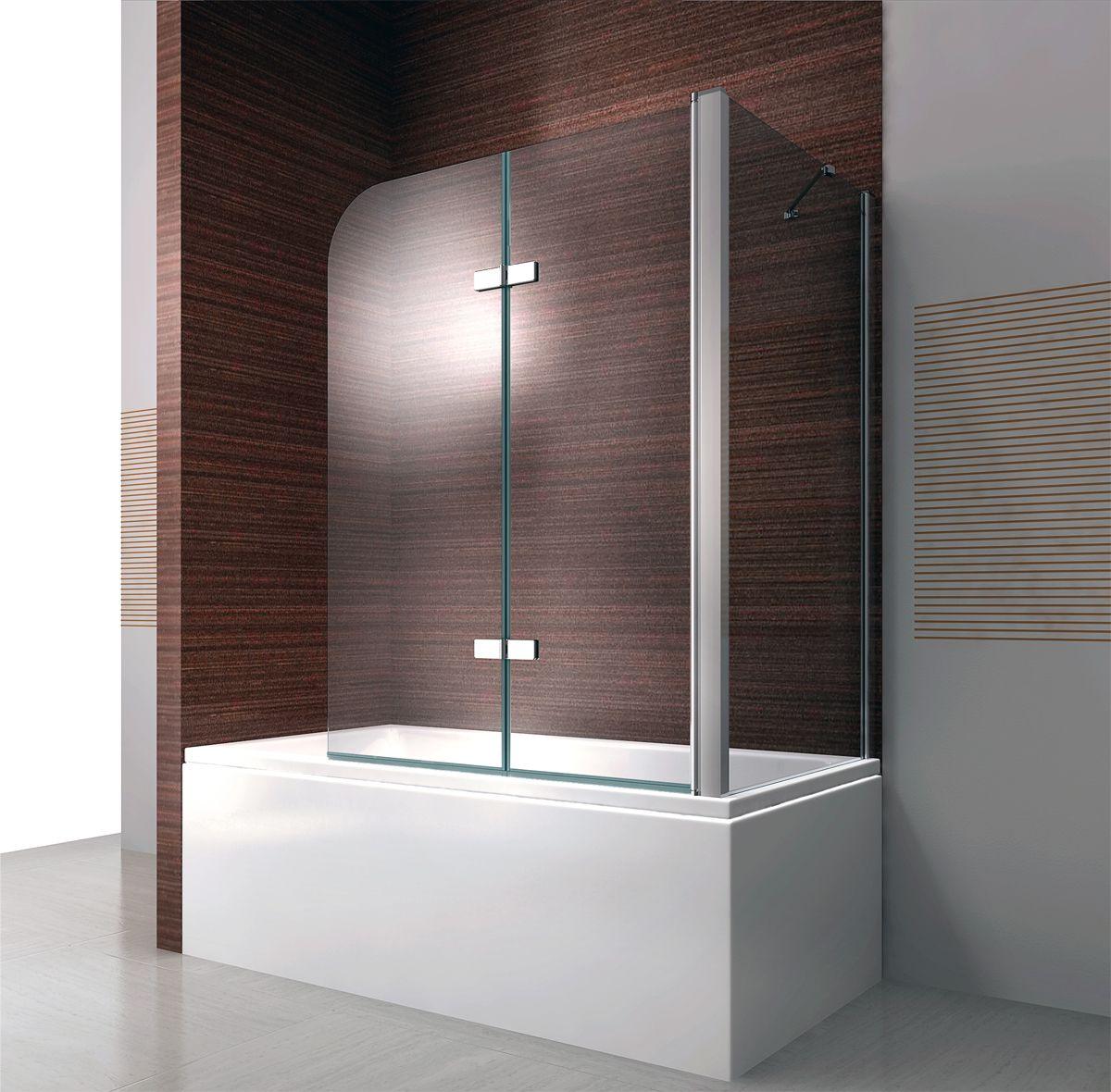 Freenom World Badewanne Duschabtrennung Duschwand