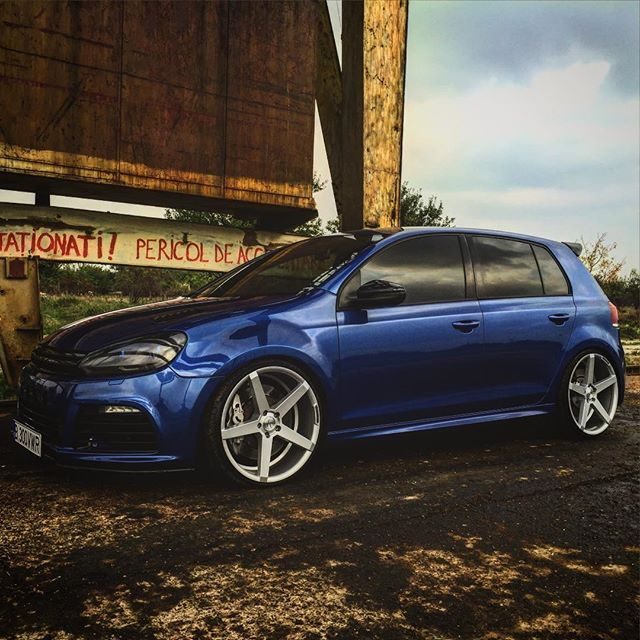 THE FASTEST GOLF R ON EARTH 800 HP AWD www.zperformance