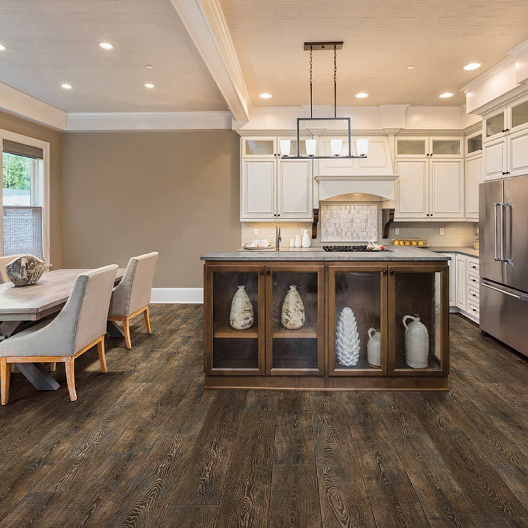 "USFloors COREtec Plus HD 7"" LVP Luxury vinyl flooring"