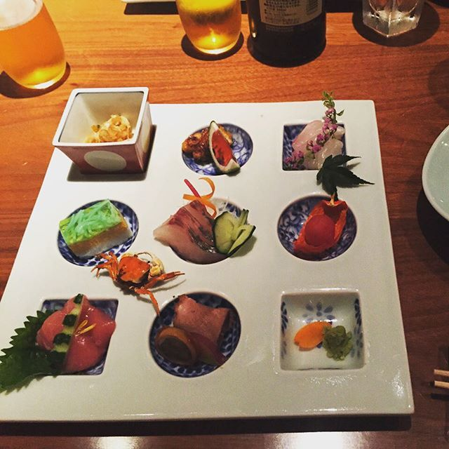 #kaiseki by scarlettinsh