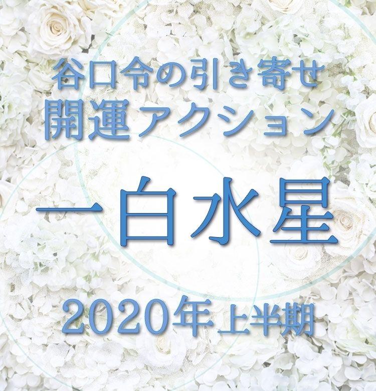 2020 一 白水 星