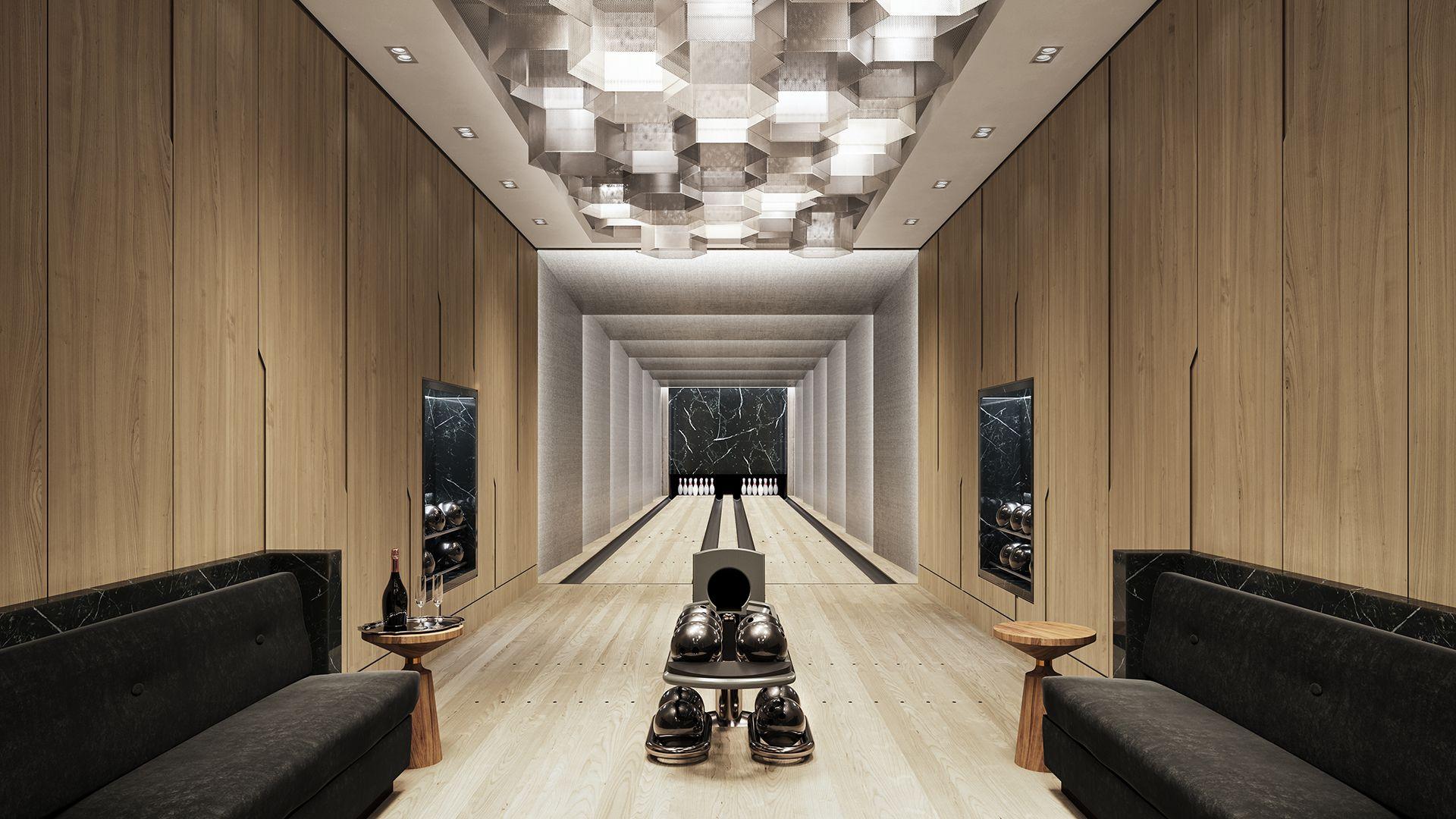 Luxurious Condo Amenities in New York City - Waterline