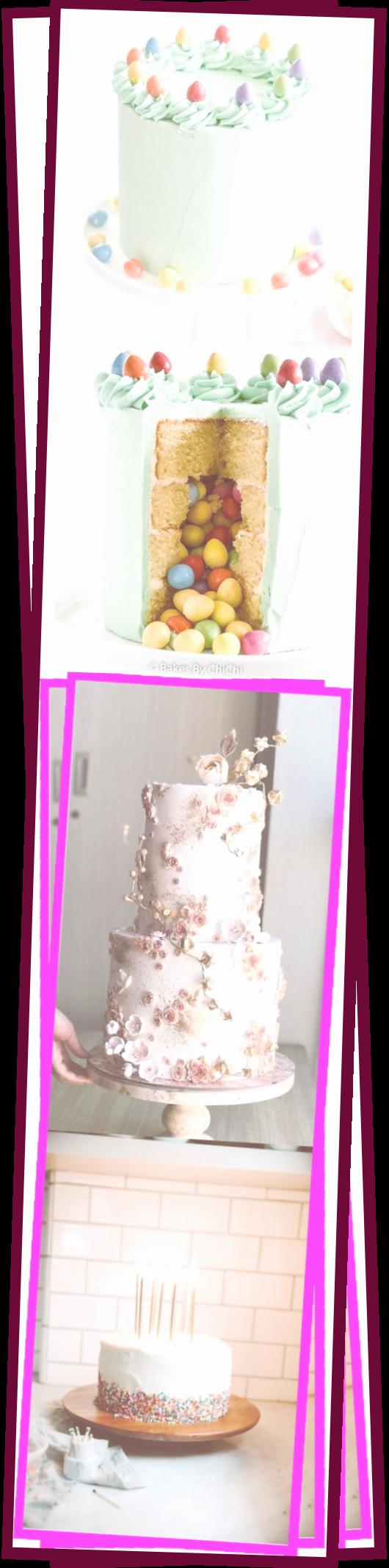 Photo of Easter Egg Vanilla Pinata Cake  Apfel Kuchen – Apfel Kuchen –  Easter Egg Vanill…