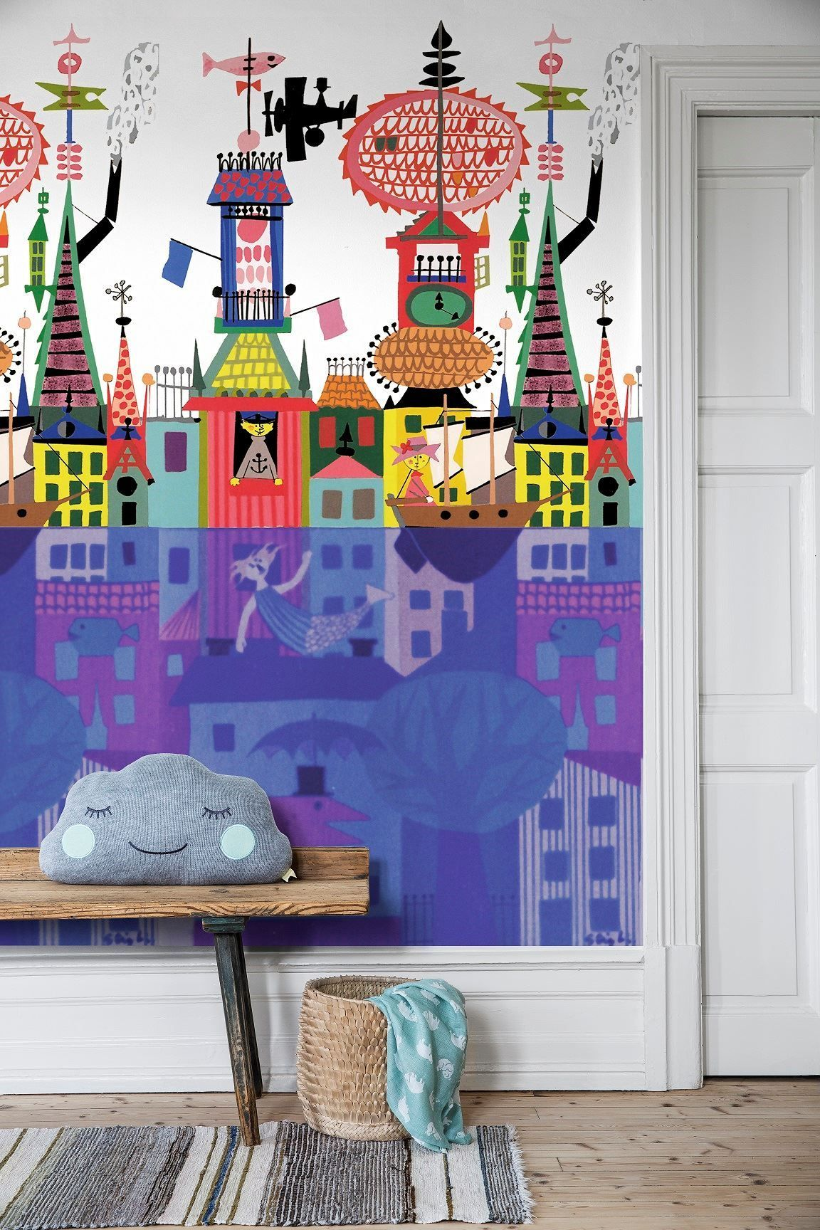 Scandinavian Designers Mini 6275 Kinder tapete