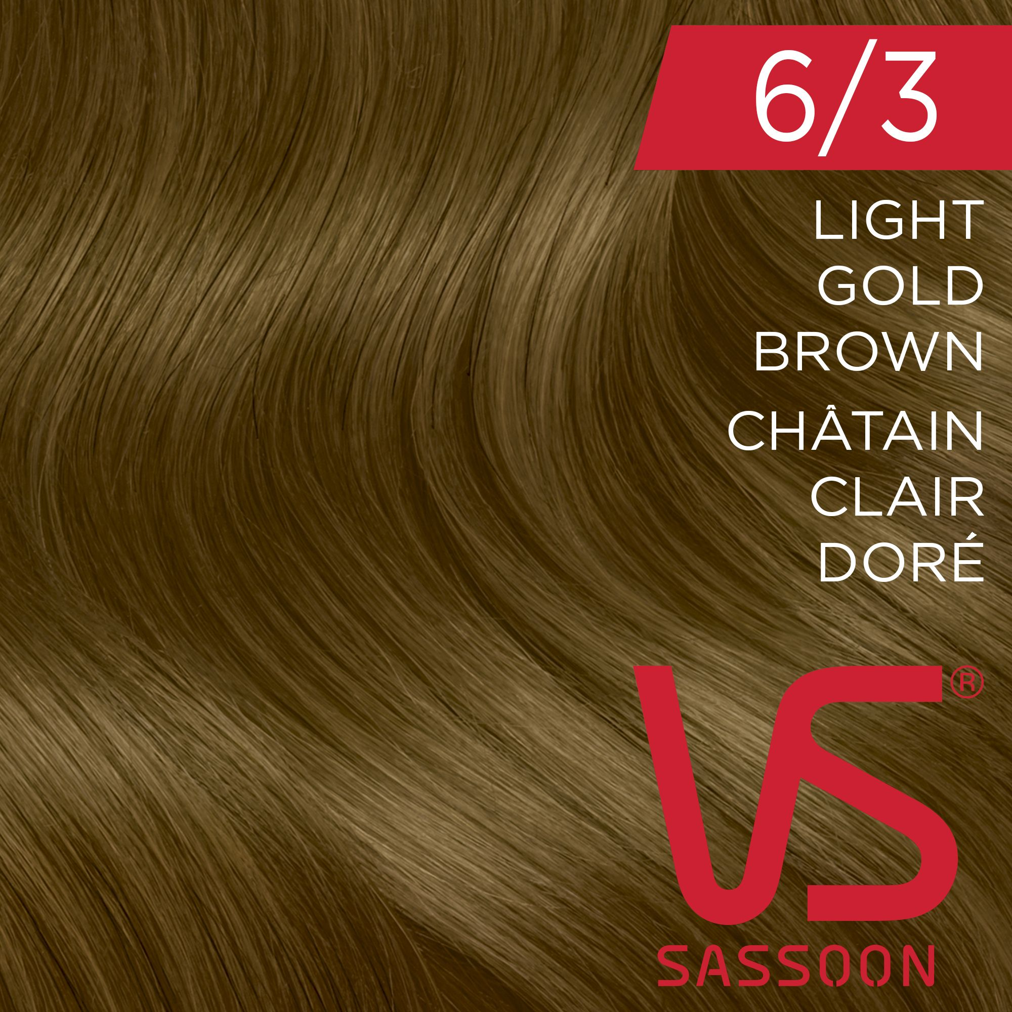 Vidal Sassoon Salonist Diy Hair Color Shine Out From The Crowd With