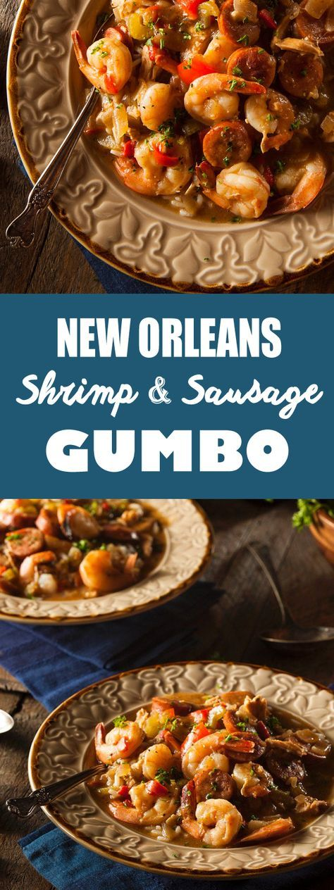 Recipe: New Orleans Seafood Gumbo | Better Living