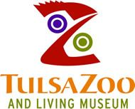 Tulsa Zoo Logo Design Graphics Tulsa Zoo Zoo