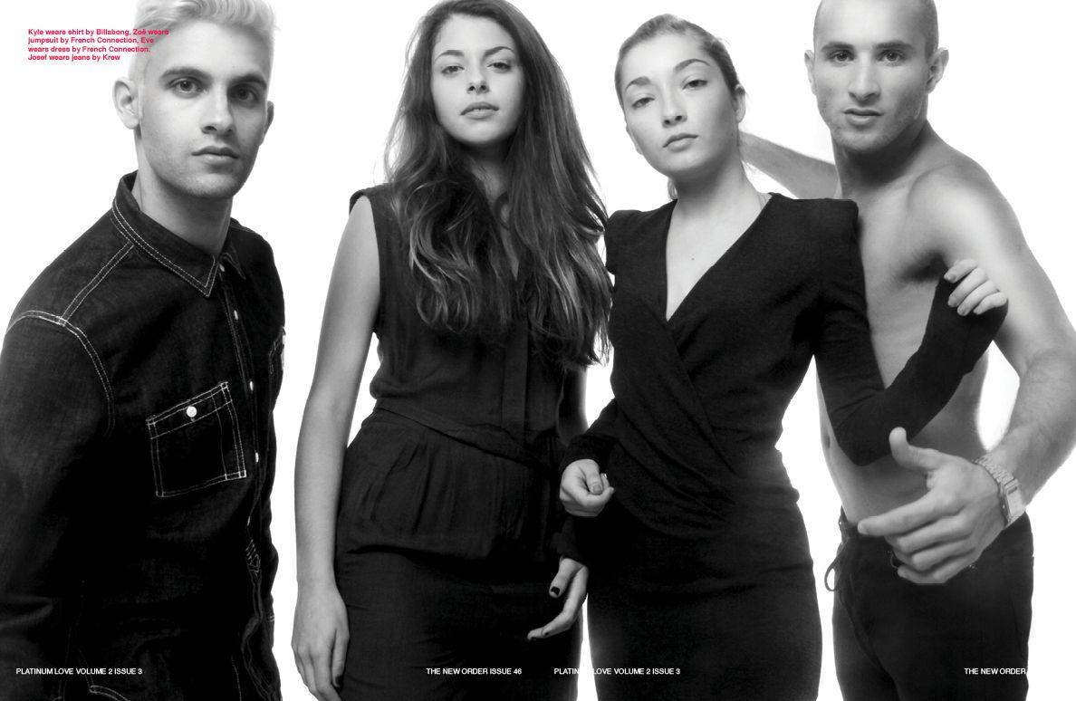 Matthew Attard Navarro for Platinum Love Magazine