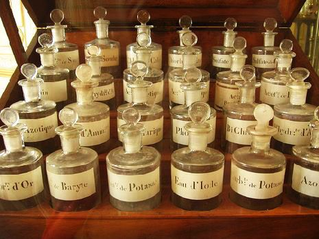Personalized Perfume favors!
