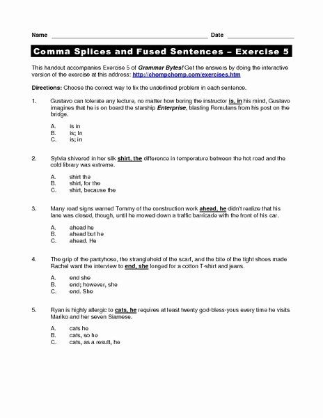 Writers web the thesis statement exercise