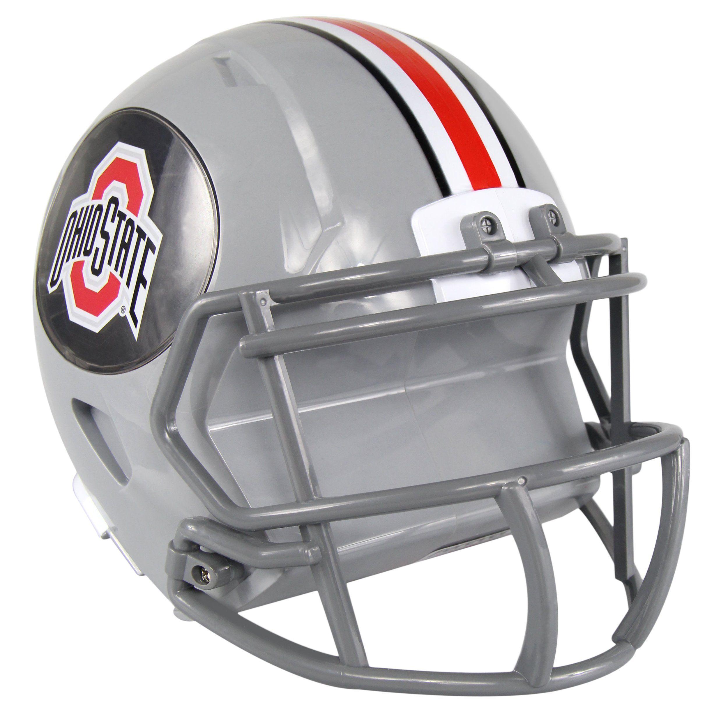Ohio State Buckeyes NCAA ABS Helmet Bank Raiders helmet