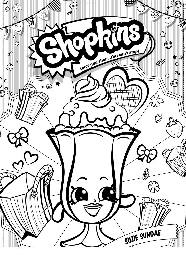 Shopkins sunday | Kawaii | Pinterest | Colores, Shopkins y Dibujos ...