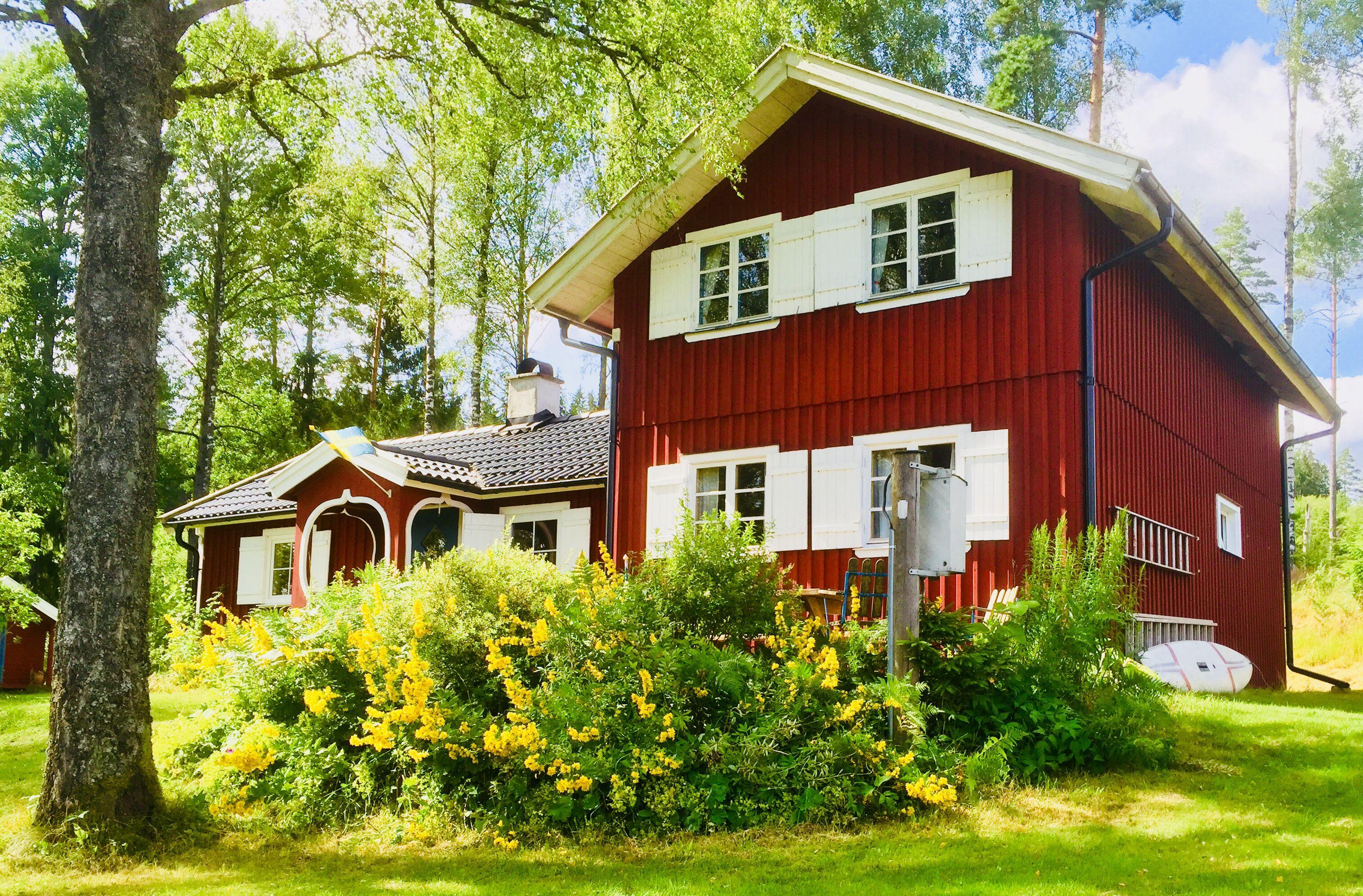 Pin Von Hanne Rock Auf Summer Cottage Schweden Ferienhauser Ferienhaus Und Ferienhaus Mieten