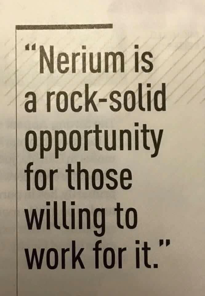 Best decision for my skin and my family that I ever made   Jennalavallee.nerium.com